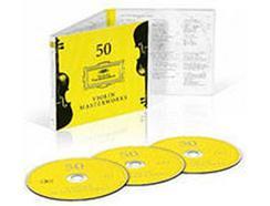 CD Vários – 50 Violin Masterworks