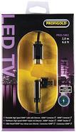Cabo HDMI Rotativo com Ethernet Profigold PROL1802