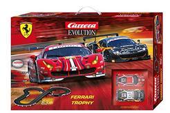 Circuito Carros CARRERA-TOYS Ferrari Trophy (Idade Mínima: 6)