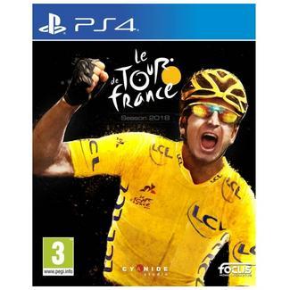 Tour De France 2018 – PS4