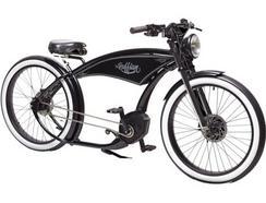 Bicicleta Elétrica RUFF CYCLES The Ruffian Preta (Autonomia 90 km / Velocidade Máx: 25 km/h)