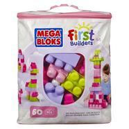 Mega Bloks: Jogo de Construção Mattel