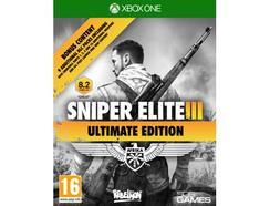 Jogo XBOX ONE Sniper Elite 3 – Ultimate Edition