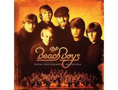 CD The Beach Boys/The Royal Philharmonic Orchestra London – The Beach Boys With The Royal Philharmonic Orchestra