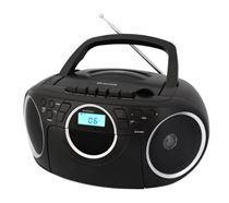Rádio CD Brand BCD350K7 – Preto