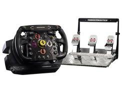 Volante THRUSTMASTER T500 Ferrari F1 (PS3 / PC – Preto)
