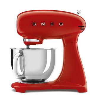 Robô de Cozinha SMEG Anni 50 SMF03RDEU (4.8 L – 800 W – 6 acessórios)