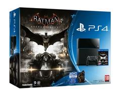 Consola PS4 500 GB + Jogo Batman Arkam Knight