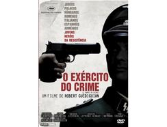 DVD O Exército do Crime