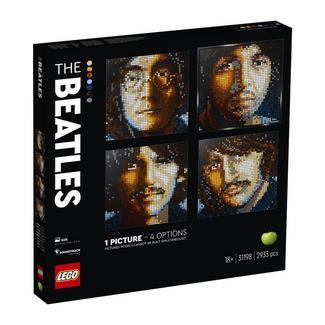 Set LEGO Art The Beatles