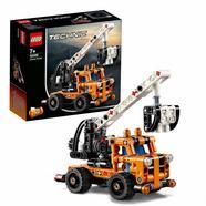 LEGO Technic: Plataforma de Emergência