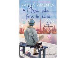 Livro A Minha Vida Fora de Série – 4ª Temporada de Paula Pimenta (Português – 2018)