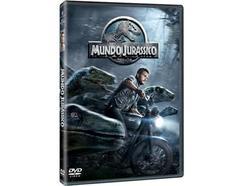 DVD Mundo Jurássico