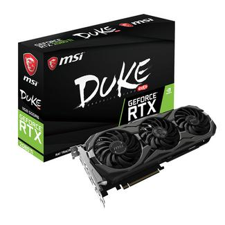 MSI GeForce RTX 2080 Ti Duke 11GB OC