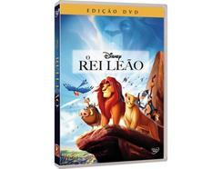 DVD O Rei Leão (Edição em Espanhol)