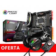 MSI X299 Gaming Pro Carbon ATX