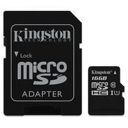 Kingston Canvas Select 80R UHS-I microSDHC 16GB CL10