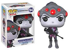 Figura FUNKO Pop! Vinyl Overwatch: Widowmaker