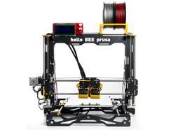 Impressora 3D BEEVERYCREATIVE Hello BeePrusa DIY