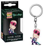 Porta-Chaves FUNKO Pop: Rick e Morty – Noob-Noob