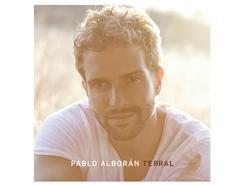 CD+DVD+Livro Pablo Alboran – Terral