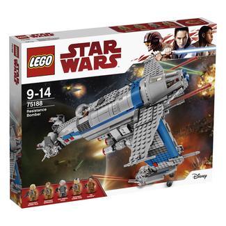 LEGO Star Wars: O Bombardeio da Resistência