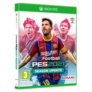 E-Football PES 2021 – Xbox-One