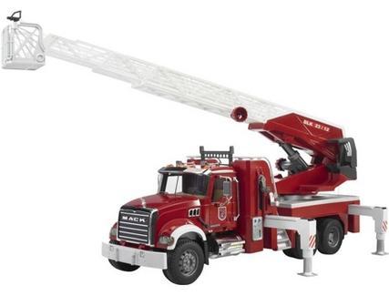 Camião dos Bombeiros de Brincar BRUDER Granite