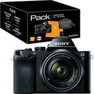 Pack Fnac Sony Alpha α7 + FE 28-70mm f/3.5-5.6 OSS