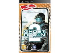 Jogo PSP Essentials – Tom Clancy's Ghost Recon: Advance Warfighter 2