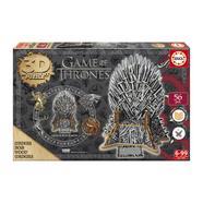 Puzzle 3D Monument: Game of Thrones