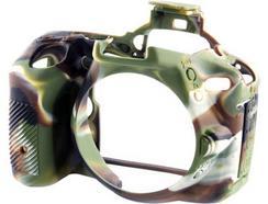 Capa de silicone EASYCOVER Nikon D5500/5600 Camuflado