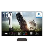 "TV HISENSE 100L5F (Laser – 100"" – 254 cm – 4K Ultra HD – Smart TV)"