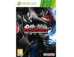 Jogo Xbox 360 Tekken Tag Tournament 2