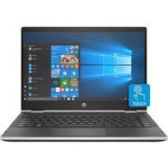 HP Pavillion X360 C14-CD10 14 i7 12 GB RAM 512 GB SSD Prata