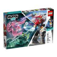 Lego Hidden Side: Camião Acrobático