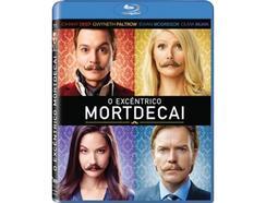 Blu-Ray O Excêntrico Mortdecai