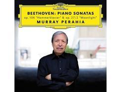 CD Murray Perahia – Beethoven: Piano Sonatas