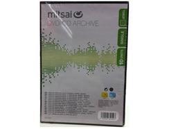 Arquivo DVD MITSAI 10 Jewel Preto