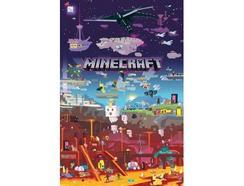 Poster MINECRAFT