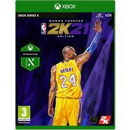 NBA 2K21: Mamba Forever Edition – Xbox Series X