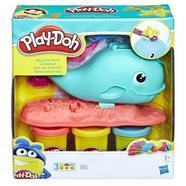 Baleia Divertida Play-Doh
