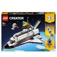 LEGO CreatorAventuranoVaivémEspacial