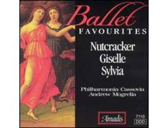 CD Ballet Favourites – Giselle