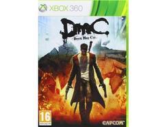 Jogo Xbox 360 DMC Devil May Cry