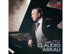 CD Claudio Arrau – Complete Philips Recordings