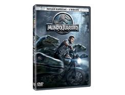 DVD Mundo Jurássico – Edição Especial 2 Discos