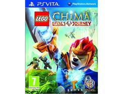 Jogo PS Vita Lego Legends Of Chima:Lavals Journey