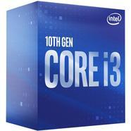 Intel Core i3-10100F 4-Core 3.6GHz Turbo 4.3GHz 6MB Socket 1200