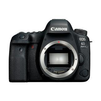 Canon EOS 6D Mark II Corpo câmara SLR 26.2MP CMOS Preto